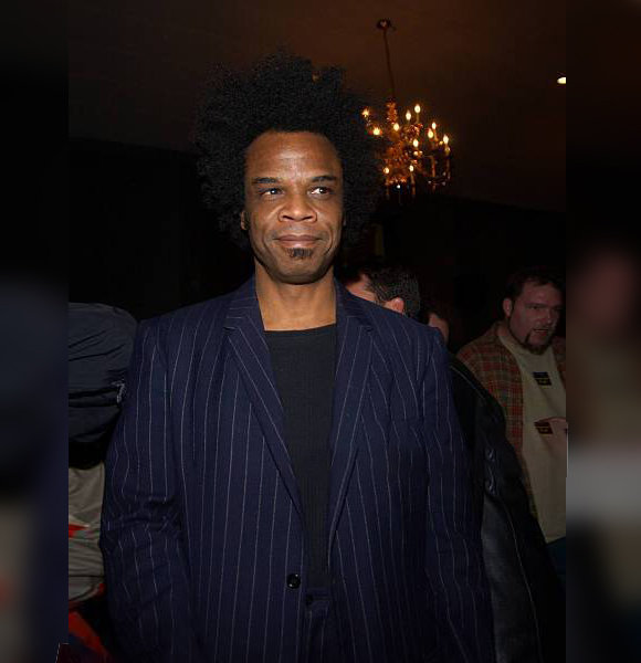 Marc Anthony Thompson Wife, Married, Net Worth