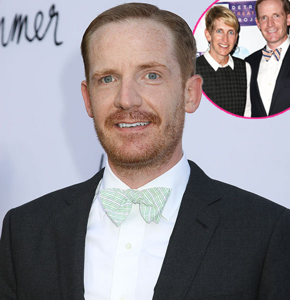 Does The Good Place Star Marc Evan Jackson Has Children With Wife?