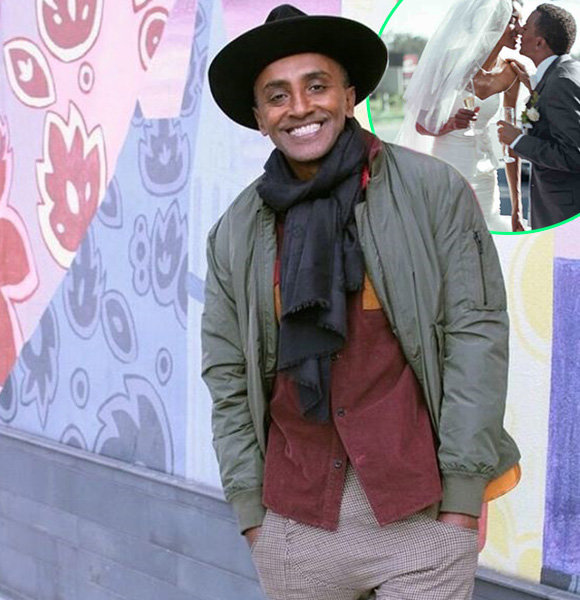 Marcus Samuelsson Post Wedding Spice In Wife & Mystery Daughter Relationship! Chef's Recipe