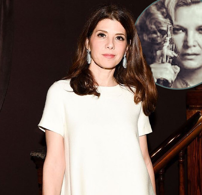 Marisa Tomei Nearly Married Actor Boyfriend! Status Now After Dating Rift