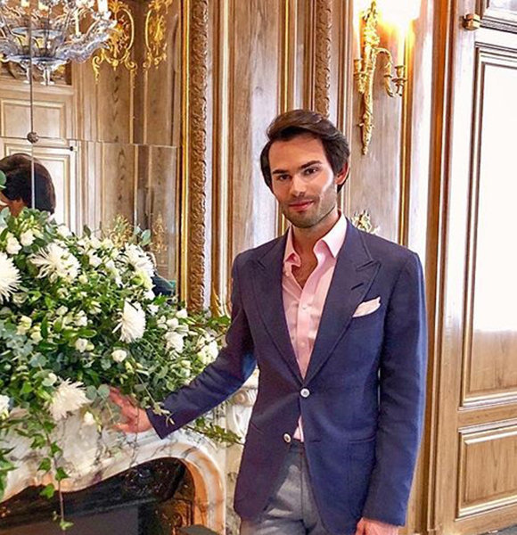 """Is The Heir To Russian Royalty """"Mark Farancis Vandelli"""" Gay? What's His Lavish Life Like?"""