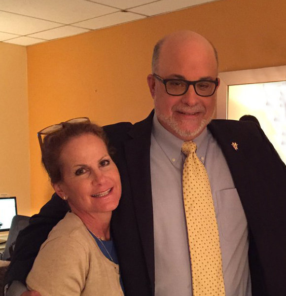 mark levin married and separated personal life status now