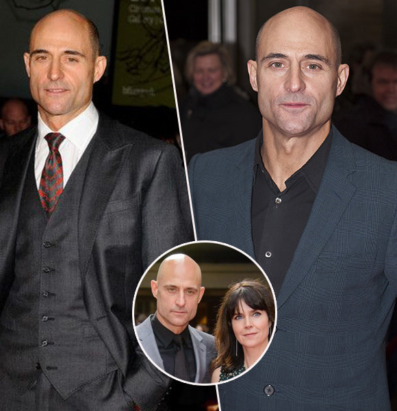 Mark Strong Married Life With Wife   Children & Net Worth
