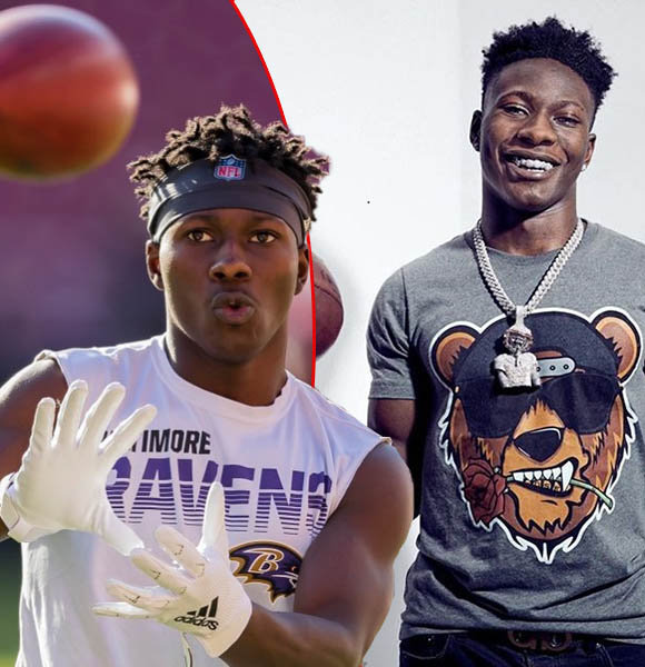 Baltimore Ravens' WR Marquise Brown Injury Update, Stats, Parents