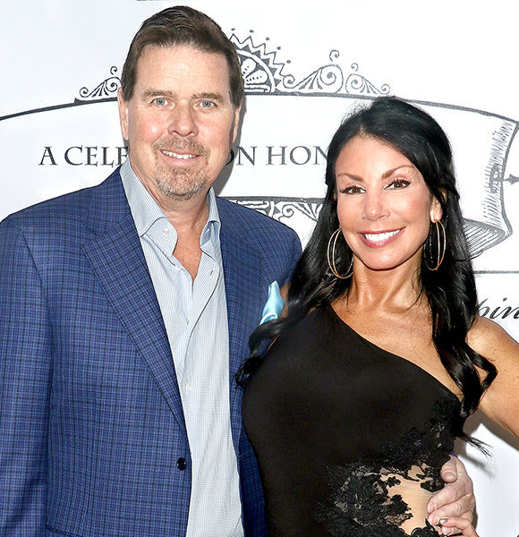 Marty Caffrey, Married To Fiancée Danielle Staub In 'Private Wedding'!