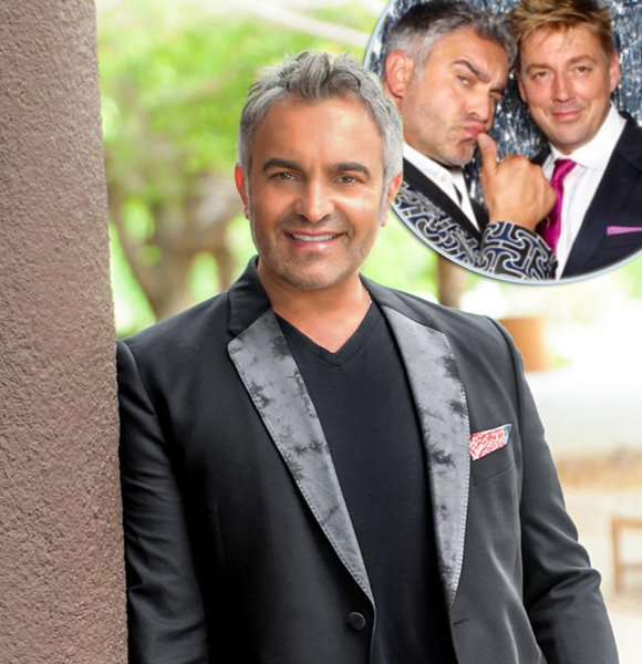 Martyn Lawrence Bullard Life With Gay Partner! Their House Of 'Changes'