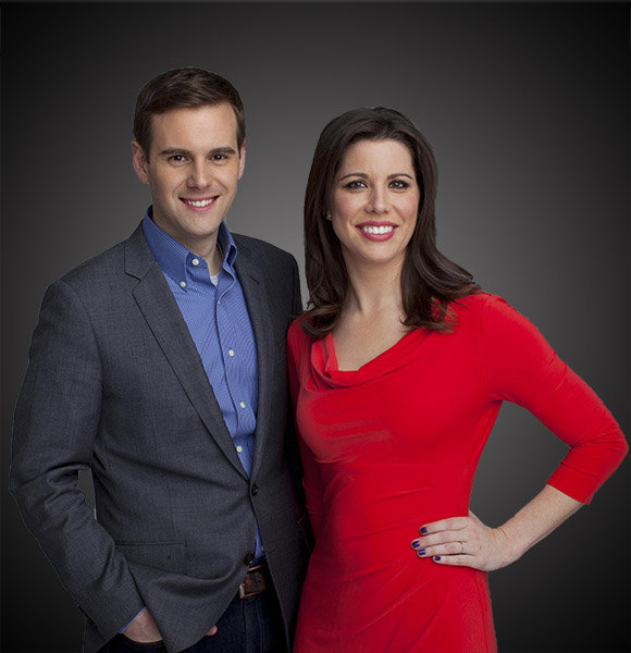Mary Katharine Ham Revives Wedding Memories With Husband; Married Life Talks!