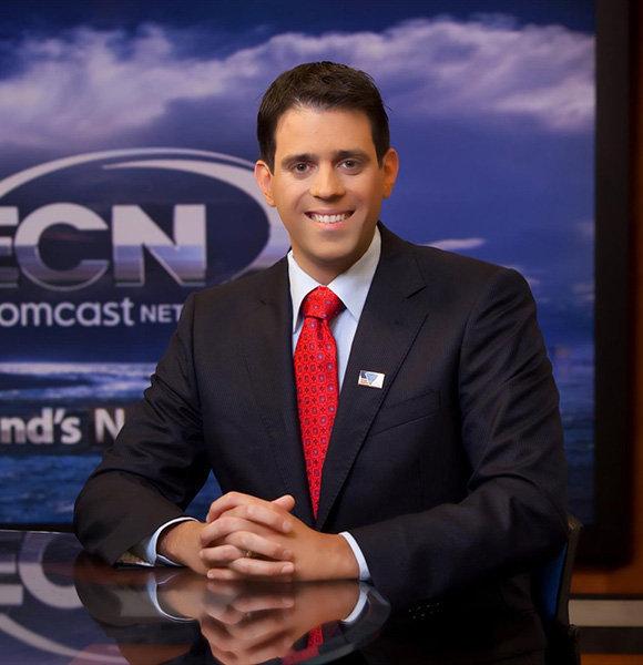 Meteorologist Matt Noyes Bio, Age, Wife, Family