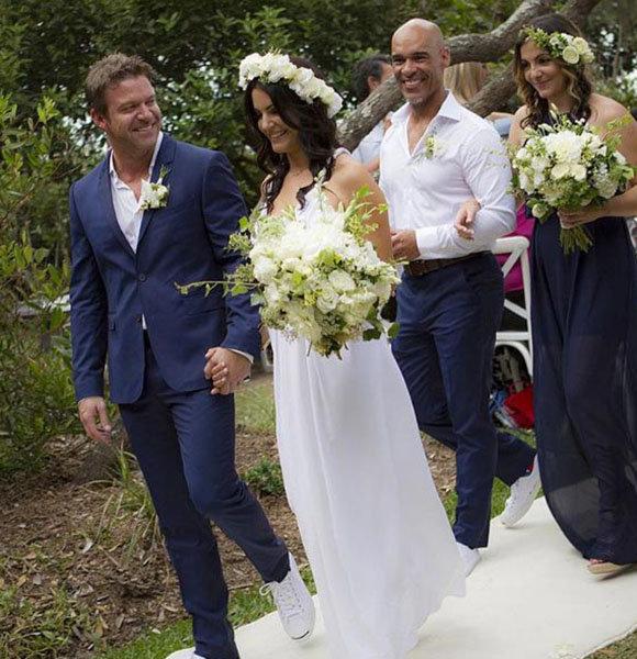 Matt Passmore: Married to Girlfriend Natalie Cigliuti