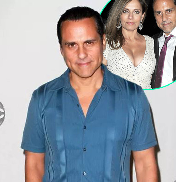 """Maurice Benard Of """"General Hospital"""" Reflects True Love Through Wife & Family"""