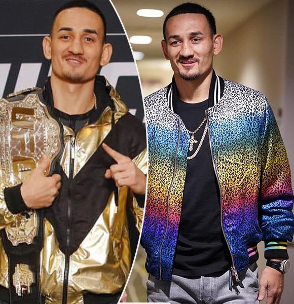 Ufc S Max Holloway Mma Stats Records Net Worth Wife Facts