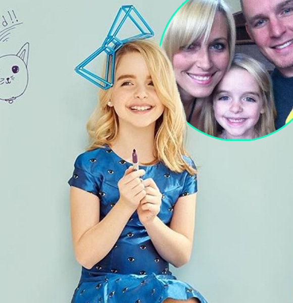 Gifted Actress Mckenna Grace's Family; Upcoming TV Shows & Movie Detail