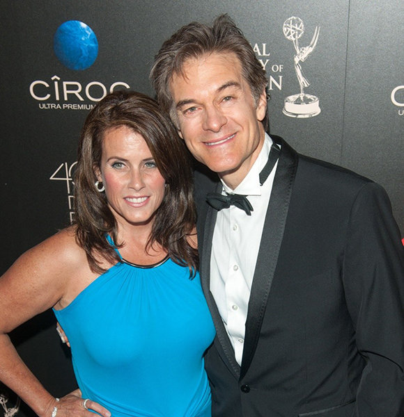"""Mehmet Oz With Family! How He Met Wife And Got Married - """"Fascinating"""" Story"""