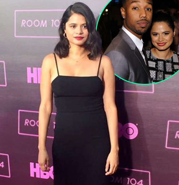 is cobbler actress melonie diaz married with husband or secretly