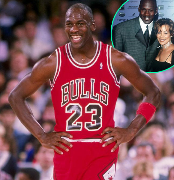 Michael Jordan Lesson From Ex-Wife & Divorce, Now Married With Twins In Content Family