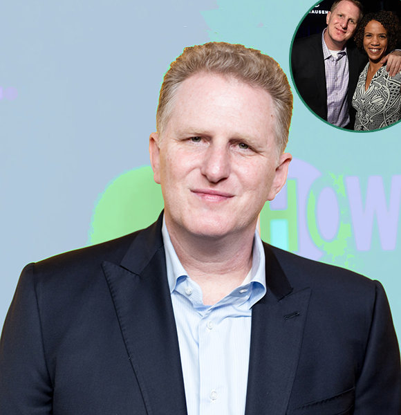 Michael Rapaport & Wife Still Together Amid Girlfriend Issue? Family Status
