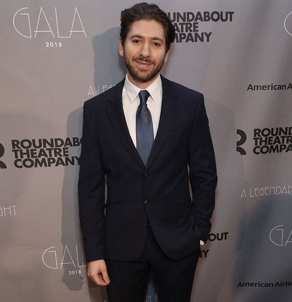 Michael Zegen Age 39, Married With Wife; Not Where Everyone Expected