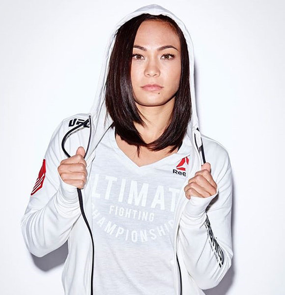 Michelle Waterson Married Life Ethnicity Family Background Michelle waterson aka the karate hottie's husband. michelle waterson married life