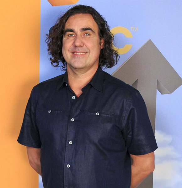 Micky Flanagan Wife & Son   A Family Influenced By Drug Filled Past