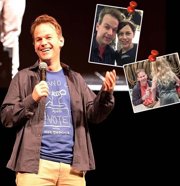 Mike Birbiglia Married Life With Wife, Daughter, Net Worth, Family