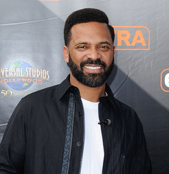 Mike Epps Wife End In Divorce, Who Is His Two Daughter's Baby Mama?