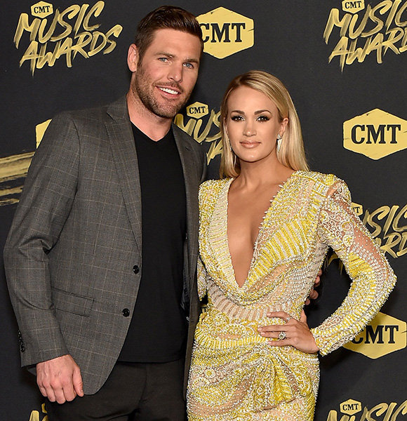 Mike Fisher & Wife Carrie Underwood Through Divorce Talks; Married Status