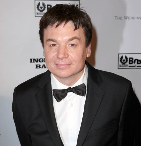 Mike Myers Wife & Kids Status; Previously Married Man, Divorce Now?