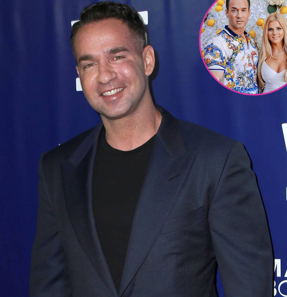 Mike Sorrentino Married At Age 36, Who Is Wife Lauren Pesce?