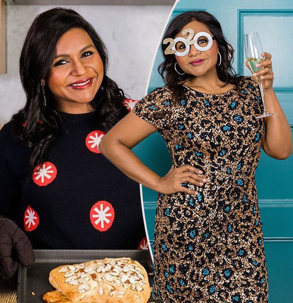 Mindy Kaling Baby Daddy, Daughter, Family, Net Worth & More