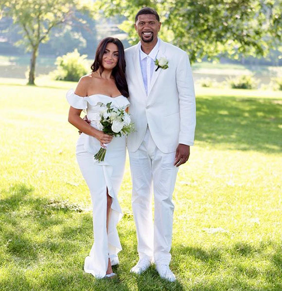 Kelly Nash Wedding.Molly Qerim Engaged Married Retired Nba Star Colleague What