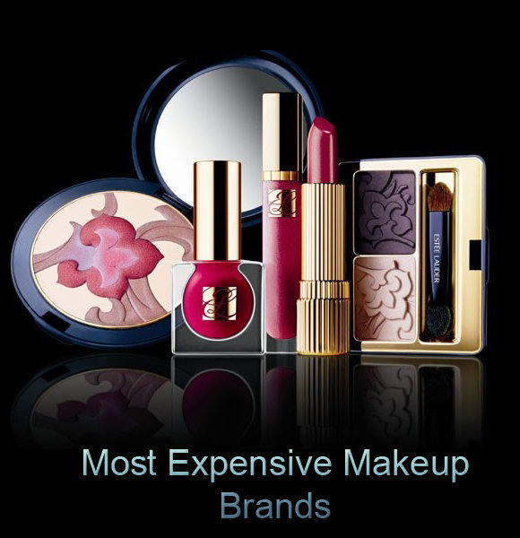 Most Expensive Makeup Brands Products