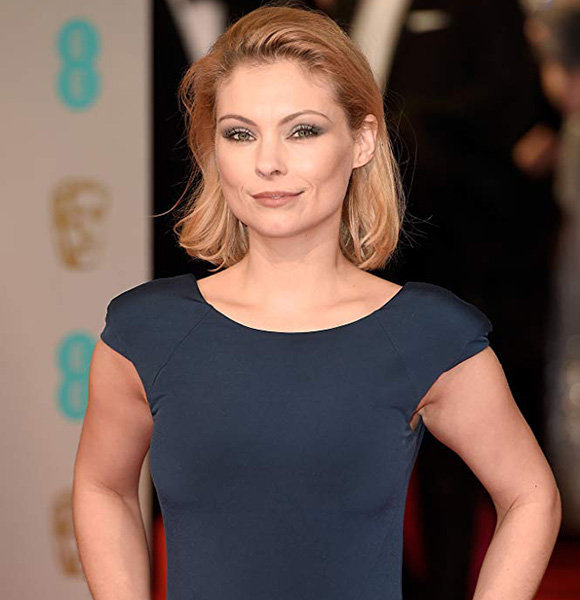MyAnna Buring Ultra Secretive About Married & Husband But Not Baby, Why?