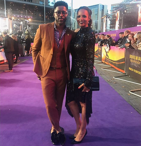 NFL Network's Nate Burleson & Wife, Inside Their Enduring Married Life