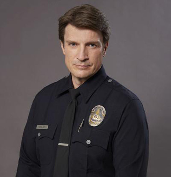 Nathan Fillion Married, Girlfriend, Gay