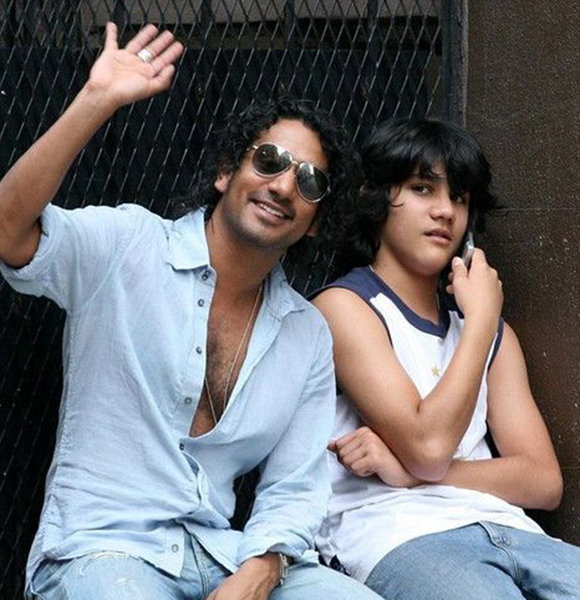 Naveen Andrews Son With Older Married Woman, Dating The Other
