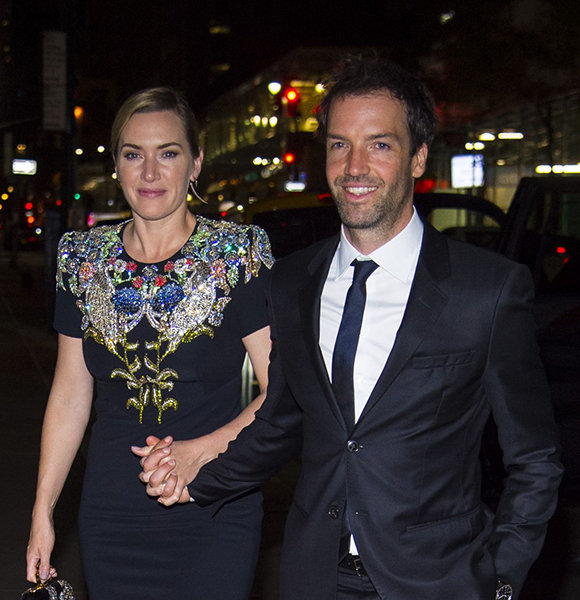 Ned Rocknroll Bio: Net Worth, Age And Wedding With Kate Winslet