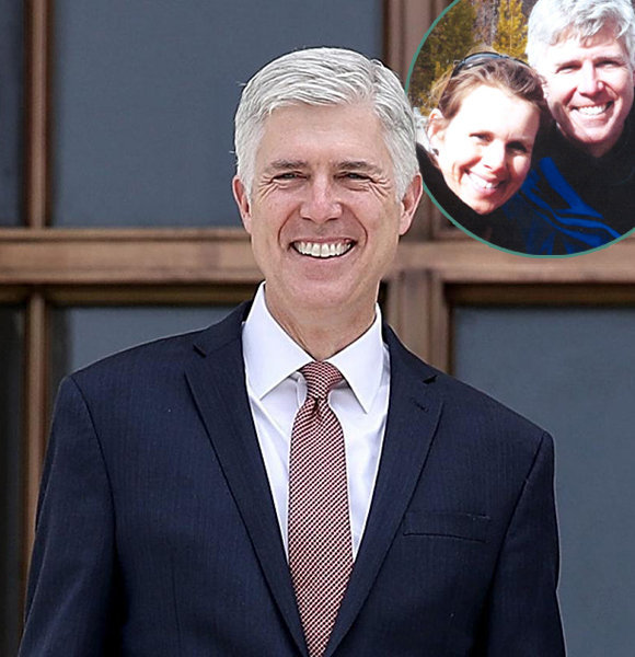 Neil Gorsuch Family & Romantic Tale With Wife Restores Faith In Love