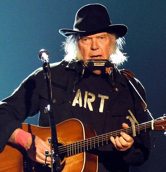 Neil Young Wife, Divorce, Children, Net Worth