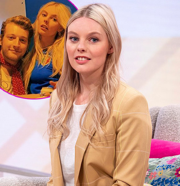 Nell Hudson Dating To Get Married? Quirky Boyfriend With The Sharpest Jawline