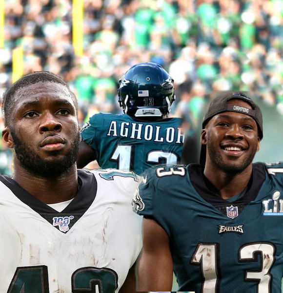 Eagles' WR Nelson Agholor Injury Update, Contract & Personal Life Info