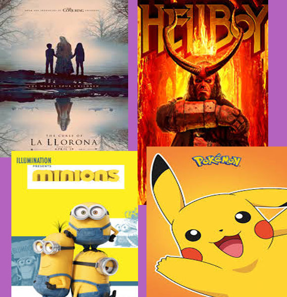 List Of New Funny, Comedy, Scary & Action Movies