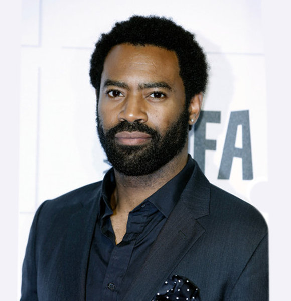 Nicholas Pinnock's Real Life Wife? Family Details On Former Reel-Life Married Partner Of Marcella