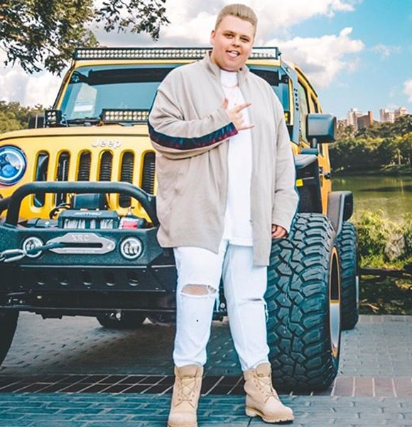 Nick Crompton: A 22-Year-Old Gay Man; Who Is His Boyfriend?