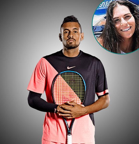 Nick Kyrgios Is Dating! Meet Super Hot Tennis Player Girlfriend Ajla