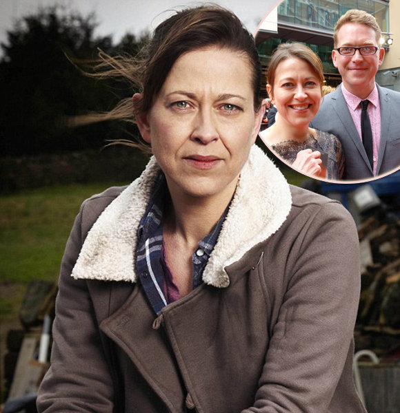 Nicola Walker, Married Life Insight! Relationship, Not So Romantic
