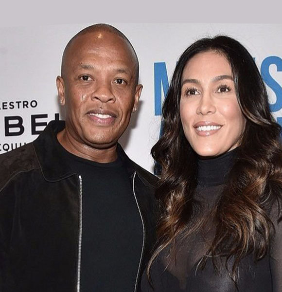 Nicole Young & Dr. Dre Are Married, Their Relationship & Children Details