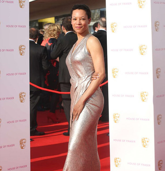 Nina Sosanya Has Husband In Real Life? Married On-Reel, Reality Doesn't Check Out