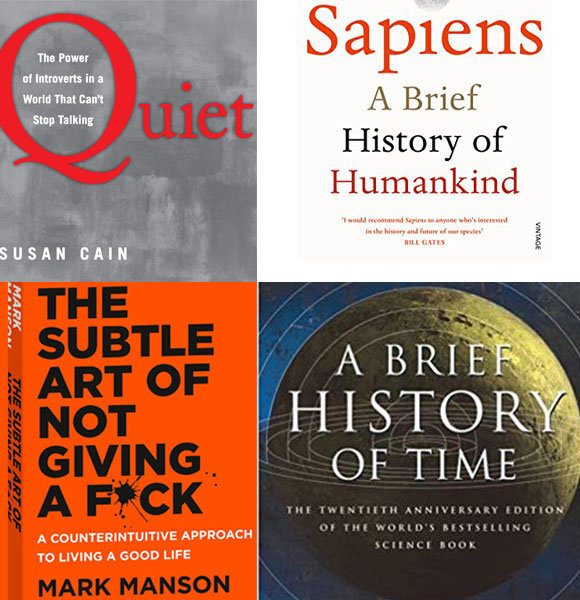 5 Nonfiction Books To Read Before You Die