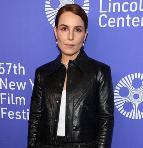 Noomi Rapace Husband, Dating, Son, Net Worth