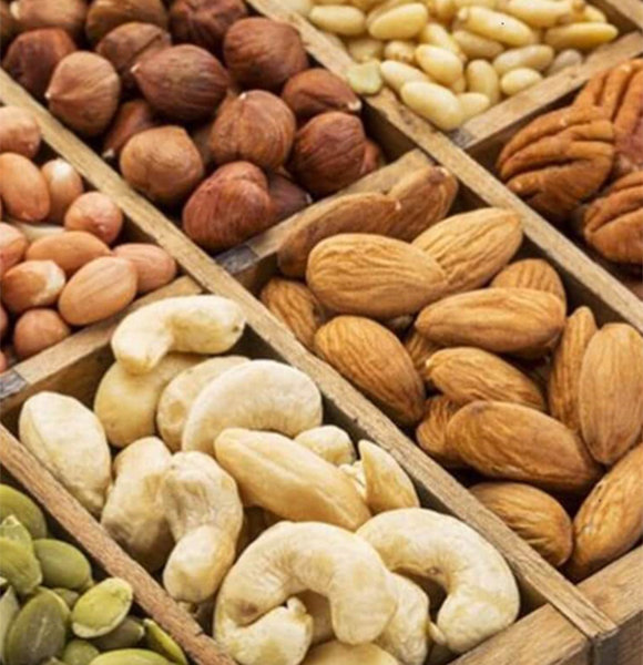 Nuts and Seeds List, Health Benefits, Differences